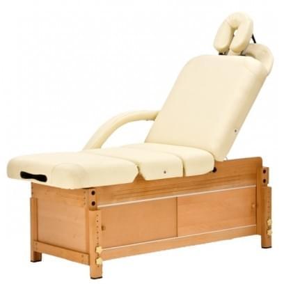 Массажный стол стационарный деревянный FIX-2A
